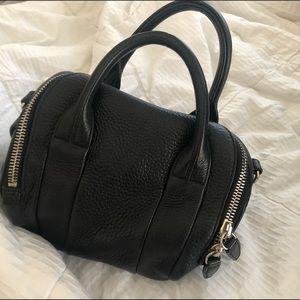 Alexander Wang's Rocco dumbo leather satchel